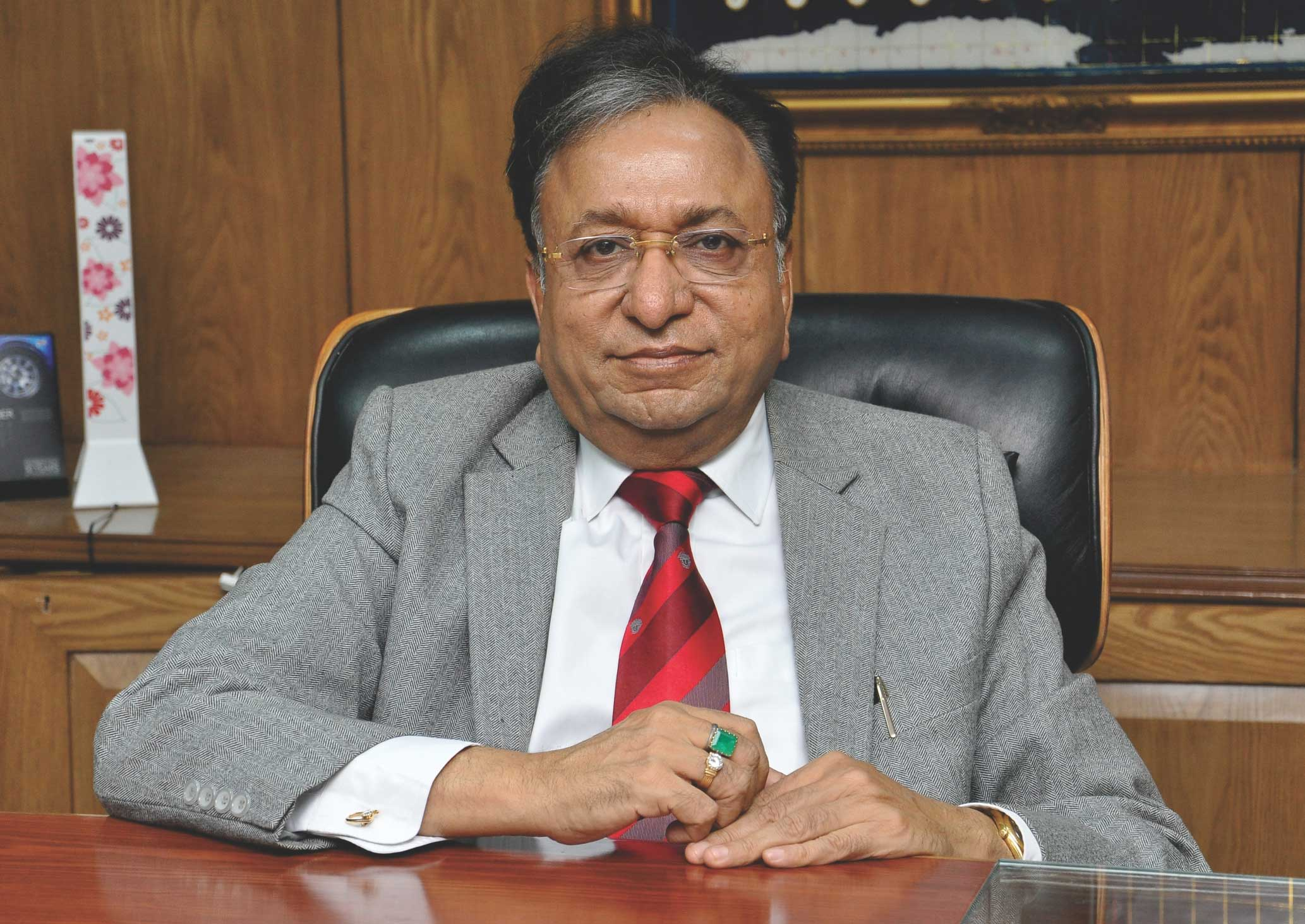 Dr. J.K. JAIN - Chairman & Managing Director
