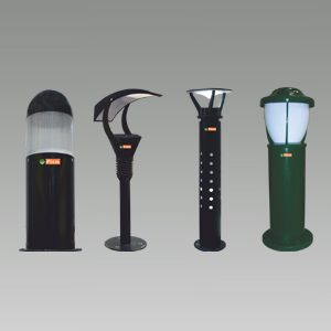 BOLLARDSLED GARDEN LIGHT