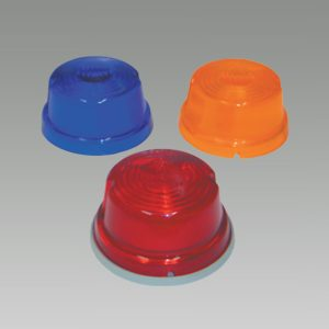 SIDE MARKER LAMP CLEAR, RED AMBER GREEN (FSIA-3333)