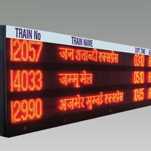 Multiline Display Board