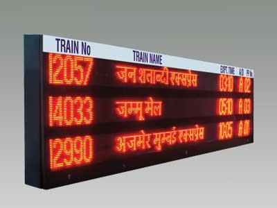 Multiline Display Board